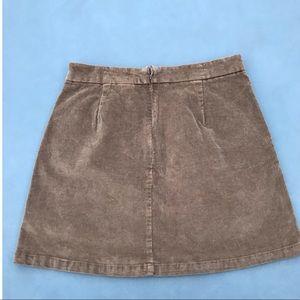 Prince & Fox Skirts - Corduroy Skirt